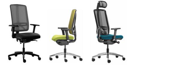 Bürostühle von K-Office - Flexi